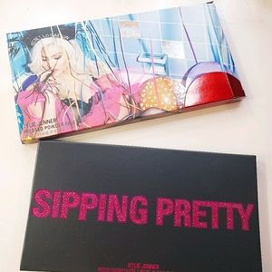 Kylie Cosmetics Sipping Pretty Palette